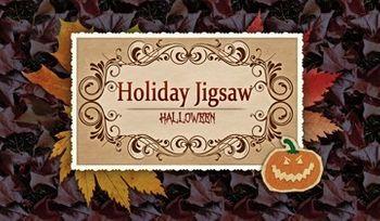 Holiday Jigsaw Halloween - PC