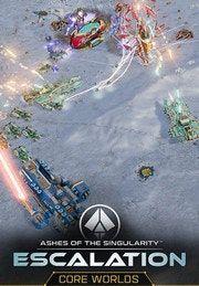 Ashes of the Singularity Escalation Core Worlds DLC - PC