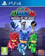 PJ MASKS HEROES OF THE NIGHT - PS4