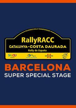 WRC 9 Barcelona SSS - PC