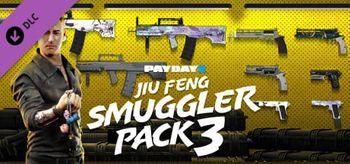 PAYDAY 2 Jiu Feng Smuggler Pack 3 - PC