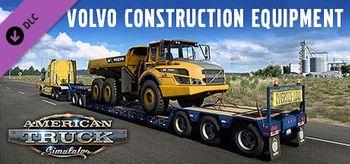 American Truck Simulator Volvo Construction Equipment - PC