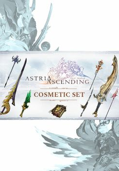 Astria Ascending Cosmetic Weapon Set - PC