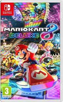 Mario Kart 8 - SWITCH
