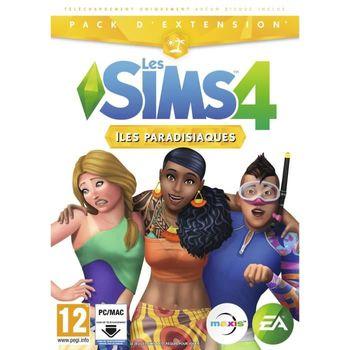 Les Sims 4 : Iles paradisiaques - PC