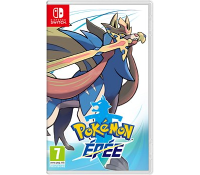 Pokémon Épée - SWITCH