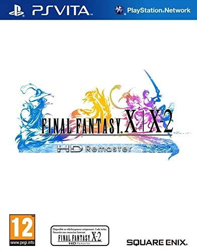 Final Fantasy X X-2 Hd Remaster - PSVITA