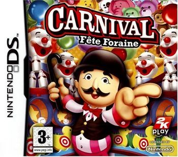 Carnival Fête Foraine - 3DS