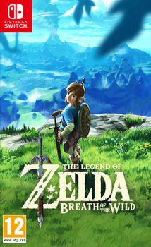 The Legend of Zelda : Breath of the Wild - SWITCH