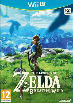 The Legend of Zelda : Breath of the Wild - WIIU