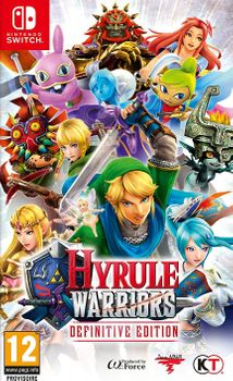Hyrule Warriors - SWITCH