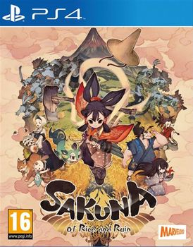 Sakuna : Of Rice and Ruin - PS4