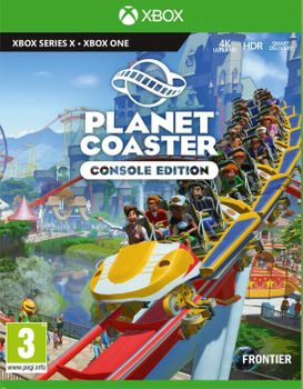 Planet Coaster Console Edition - XBOX SERIES X
