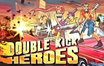 Double Kick Heroes - Mac