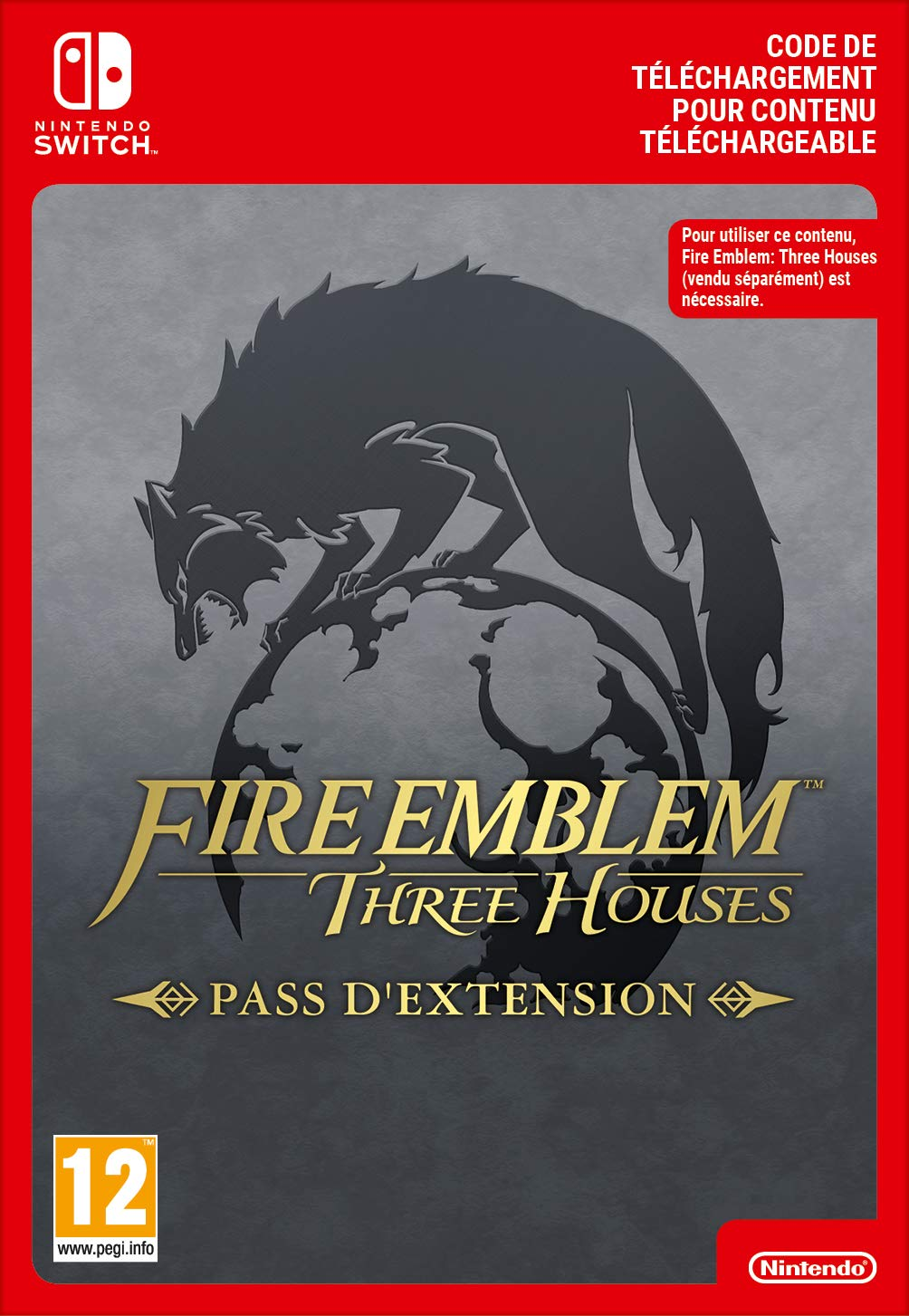 Fire Emblem : Three Houses - Expansion Pass - SWITCH