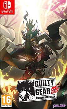 Guilty Gear 20th Anniversary - SWITCH