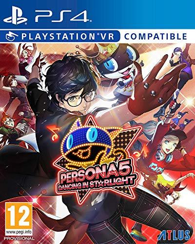 Persona 5: Dancing in Starlight - PS4