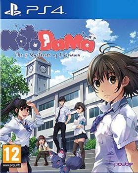 Kotodama The 7 Mysteries Of Fujisawa - PS4