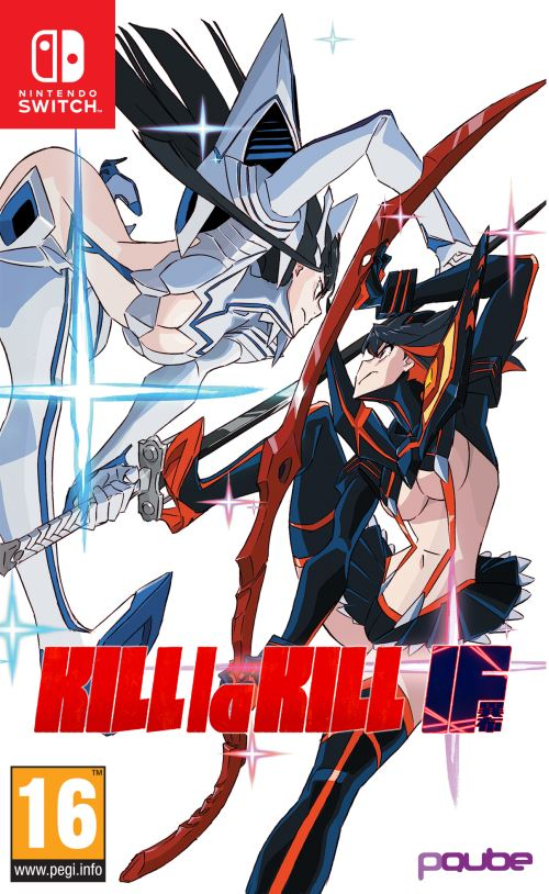 Kill La Kill IF - SWITCH