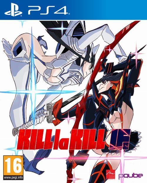 Kill La Kill IF - PS4