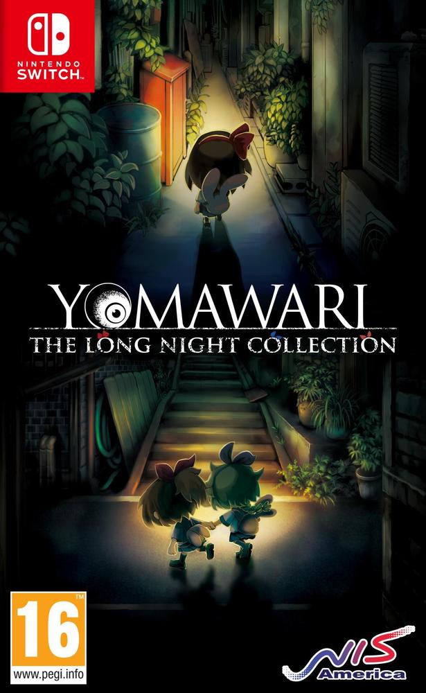 Yomawari: The Long Night Collection - SWITCH