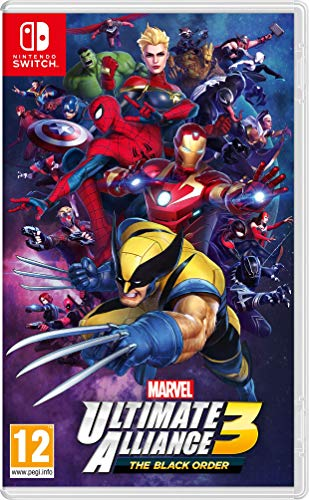Marvel Ultimate Alliance 3 : The Black Order - SWITCH