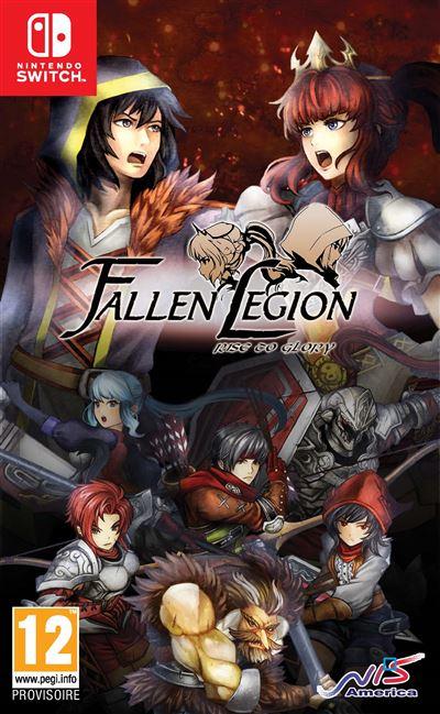 Fallen Legion: Rise to Glory - SWITCH