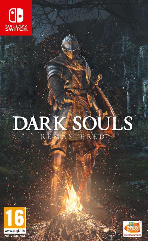 Dark Souls Remastered - SWITCH