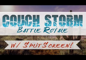 Couch Storm: Battle Royale - PC