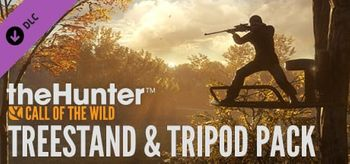 theHunter™: Call of the Wild - Treestand & Tripod Pack - PC