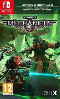 Warhammer 40000 Mechanicus - SWITCH