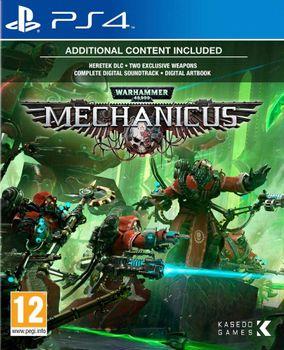 Warhammer 40000 Mechanicus - PS4