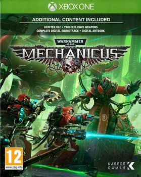 Warhammer 40000 Mechanicus - XBOX ONE