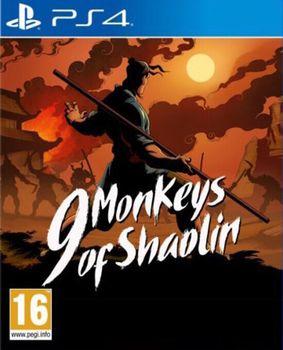 9 Monkeys of Shaolin - PS4