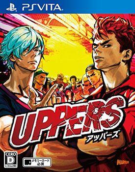 UPPERS - PSVITA
