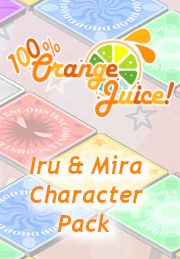 100% Orange Juice - Iru & Mira Character Pack - PC