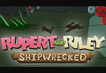 Rupert and Riley Shipwrecked - PC
