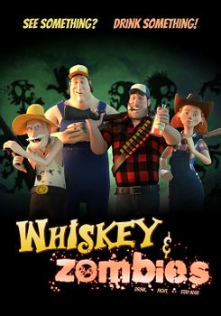 Whiskey & Zombies: The Great Southern Zombie Escape - Mac