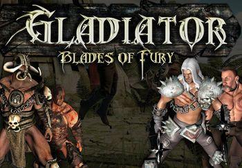 Gladiator: Blades of Fury - PC
