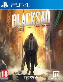 Blacksad - Under the Skin - PS4