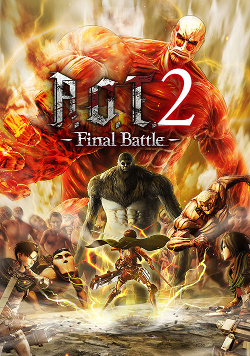 Attack on Titan 2: Final Battle Upgrade Pack / A.O.T. 2: Final Battle Upgrade Pack / 進撃の巨人2 -Final Battle- アップグレードパック - PC