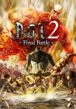 Attack on Titan 2: Final Battle Upgrade Pack / A.O.T. 2: Final Battle Upgrade Pack / 進撃の巨人2 -Final Battle- アップグレードパック - PC