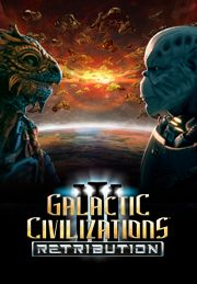Galactic Civilizations III: Retribution Expansion - PC