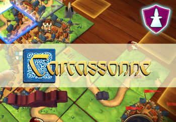 Carcassonne - The Princess & the Dragon Expansion - PC