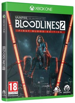 Vampire: The Masquerade - Bloodlines 2 - XBOX ONE