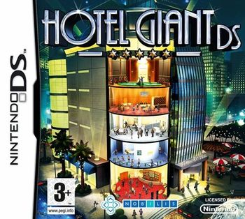Hotel Giant - 3DS