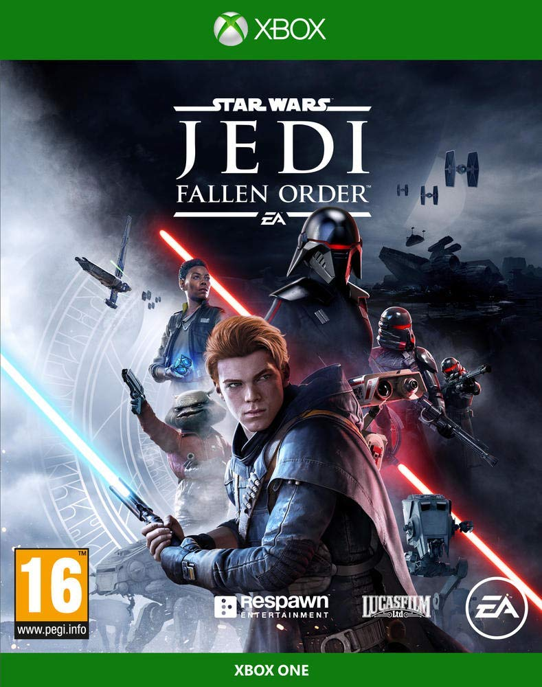 Star Wars Jedi : Fallen order - XBOX ONE