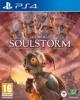 Oddworld : Soulstorm - PS4