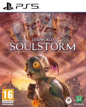 Oddworld : Soulstorm - PS5
