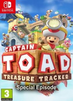 Captain Toad: Treasure Tracker – Épisode Spécial - SWITCH